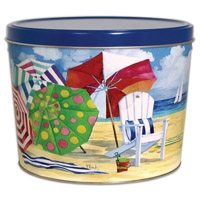 Beachtime Tin - 2 Gallon