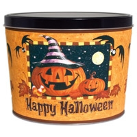 Happy Halloween Tin - 2 Gallon