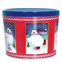 Polar Bear Tin - 2 Gallon