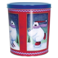 Polar Bear Tin - 3.5 Gallon