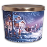 Winter Wonderland Tin - 2 Gallon