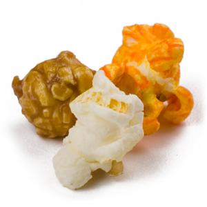Cheese, Caramel and Gourmet White